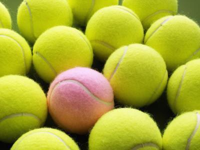 Perché hanno numeri di palline da Tennis?
