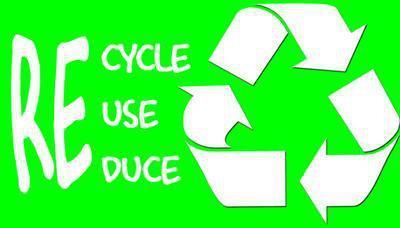 Esempi di riciclaggio dei rifiuti