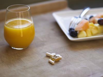Vitamine per l'insulino-resistenza