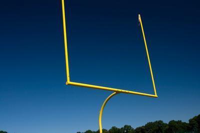 Altezza dei pali di Football