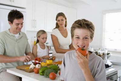 Una dieta sana per un 12-Year-Old