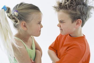 Stimolazione eccessiva nei bambini
