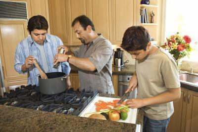 Ci sono delle scuole culinarie per adolescenti?