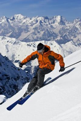 Perché ho dolore nella mia coscia superiore quando sci alpino?