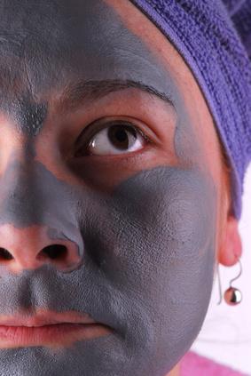 Come fare una maschera di fango del Mar morto