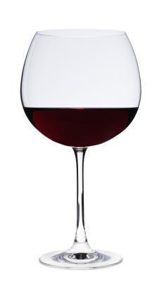 Livelli di potassio nel vino