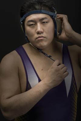 I muscoli utilizzati nel Wrestling