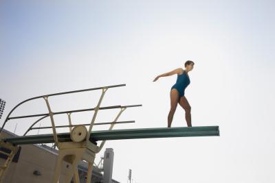 Come fare un Front Flip fuori un trampolino