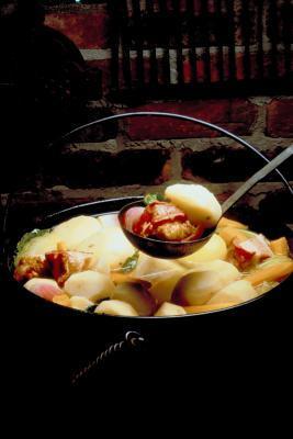 Come cucinare pollo Menudo