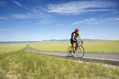 Come prevenire Bulking Up su una bicicletta