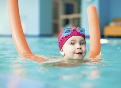 Giochi in piscina per 5-Year-Olds
