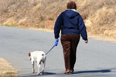 Si può perdere peso di camminare lento?