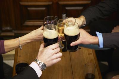 La birra rende piscia più?
