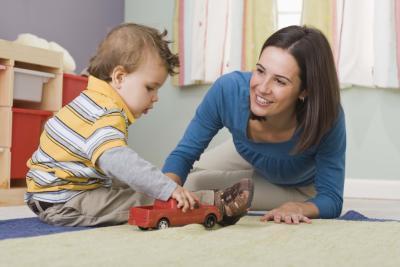 Come trovare la cura di bambini per gli orari di lavoro Non tradizionali