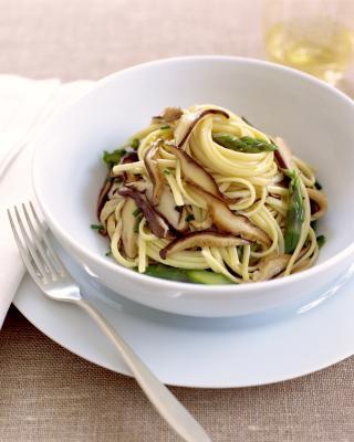 Olio d'oliva & Pasta con verdure