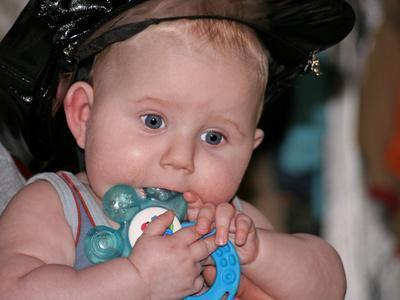 Sviluppo di forza del braccio bambino