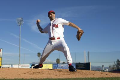Esercizi con le braccia per lanciatori di Baseball
