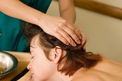 Trattamento dei capelli per acqua dura