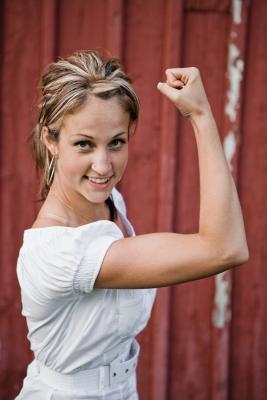 Come braccio di perdere grasso velocemente per le donne