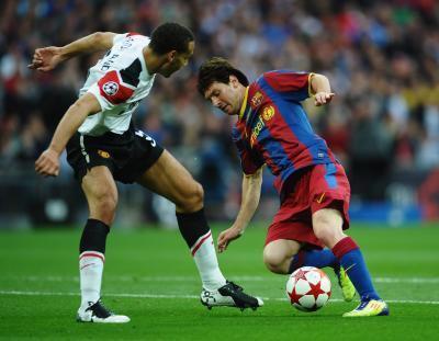 Descrizione fisica & tratti di un giocatore di calcio