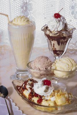 La crema di ghiaccio causa crampi mestruali?