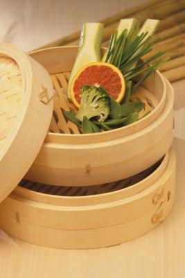 Come cucinare il riso in bambù