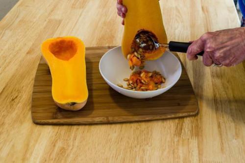 Come cucinare Butternut Squash nella pentola elettrica