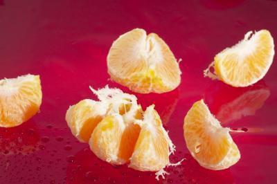 Posso mangiare arance di mandarino quando ho mal di stomaco?