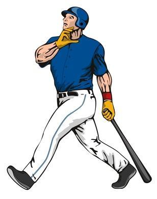Sollevamento pesi per i giocatori di Baseball