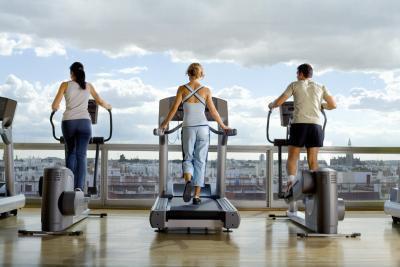 Elenco delle aziende di Fitness