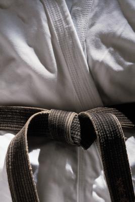 Il più alto grado di cintura nera di Karate
