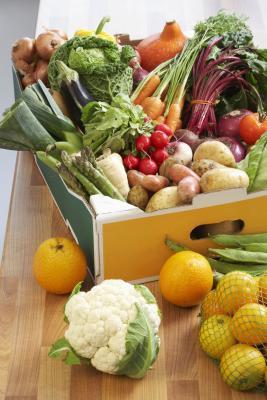 Elenco delle verdure a basso contenuto di carboidrati & frutta