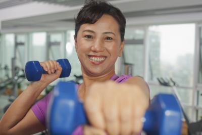 Come costruire il tono muscolare nelle donne dopo i 40