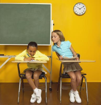 Influenza delle scuole sul comportamento dei bambini