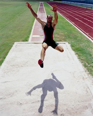 Come essere un saltatore in lungo meglio