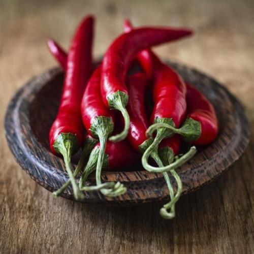 Che cosa peperoni sono buoni per abbassare il colesterolo?