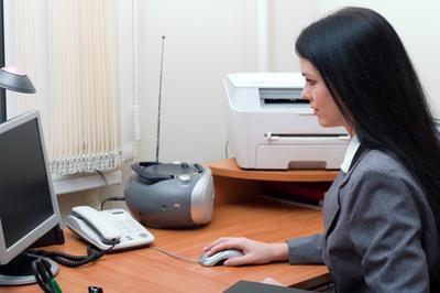Esercizi di computer spalla ferita