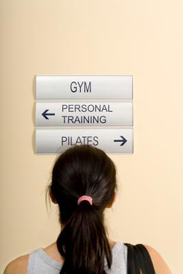 Anello di Pilates esercizio istruzioni