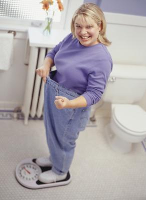 Perdita di peso e il rapporto dei macronutrienti