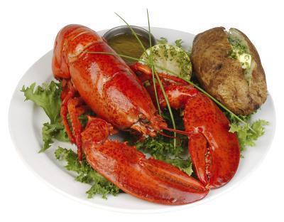 Che cosa dovrebbe servire come antipasto prima di una cena di aragosta?