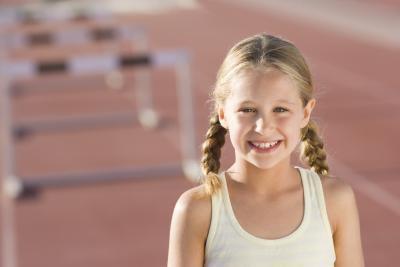 Come addestrare i bambini di correre ostacoli