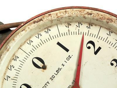 Come calcolare i grammi & milligrammi