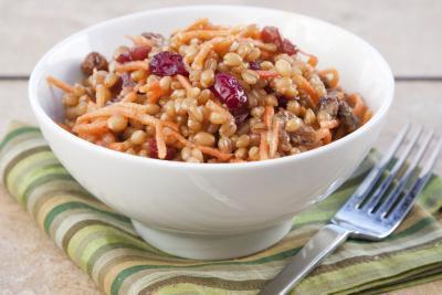 Informazioni nutrizionali delle bacche di grano