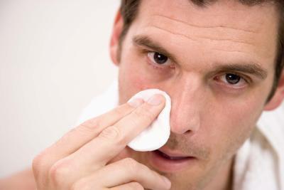 Macchie di naso