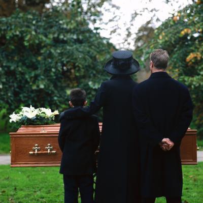 Risorse di lettura per bambini affrontare la morte & morendo