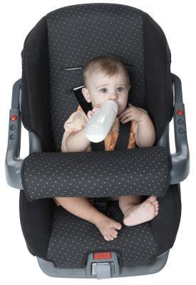 Sono scudo Overhead seggiolini auto sicuri per un neonato?