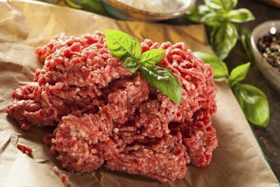 È carne di manzo macinata, Chuck terra o terra rotonda il più magre?
