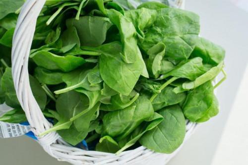 Gli alimenti ad alto contenuto di ferro & potassio