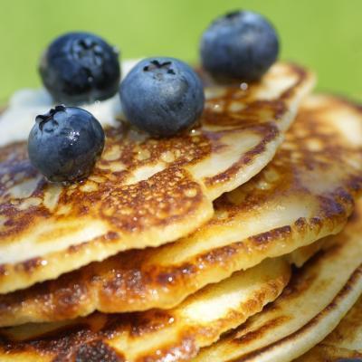 Pancake sano Toppers