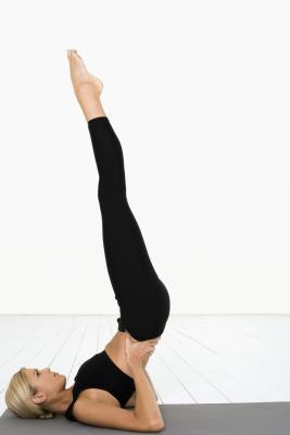 Yoga come un trattamento del seno